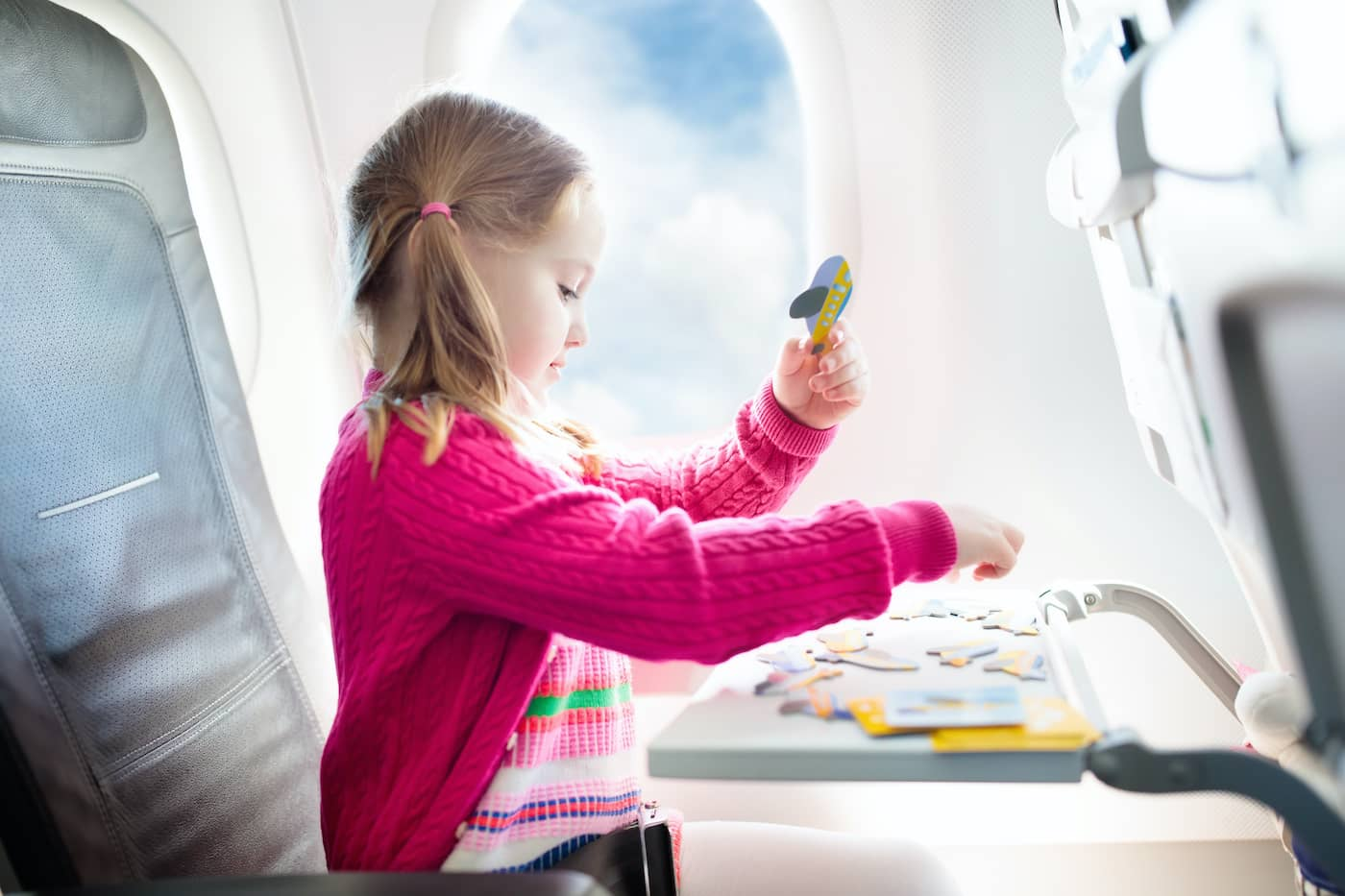 Toys Kids Airplane