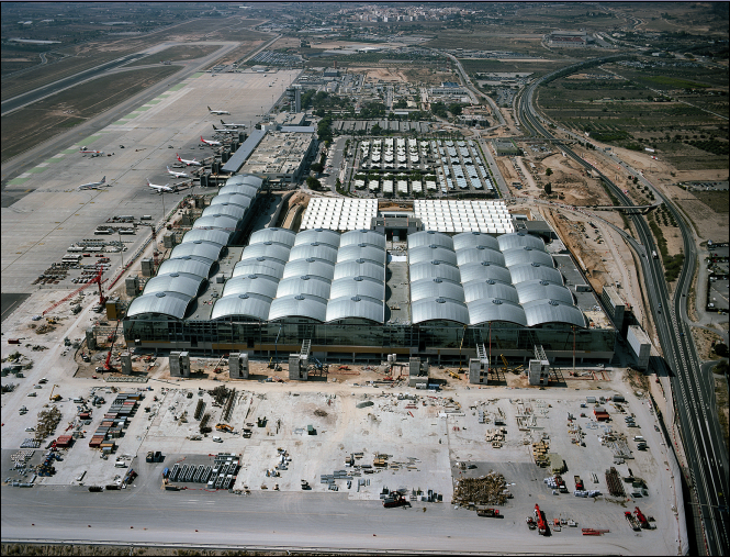Alicante airport Alicante near El Altet